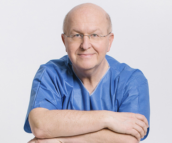 Dr. Dietmar Rauchberger | Urologe - Portrait
